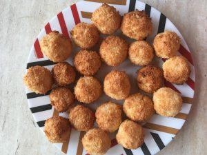 кокосово творожный рецепт кето печенья