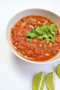 Чили кон карне - мясные блюда из говяжьего фарша для кето диеты