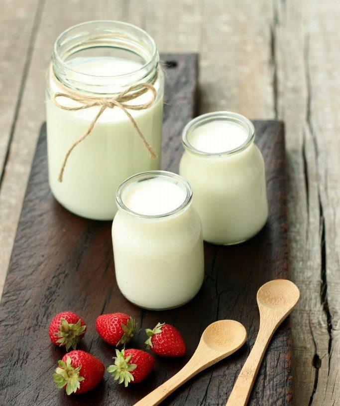 Йогурт на кето-диете: 4 освежающих рецепта