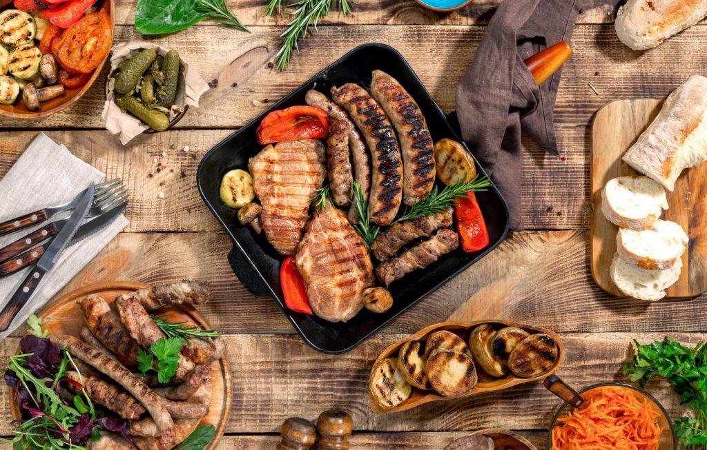 Разрешенные продукты для кето-диеты — полный список