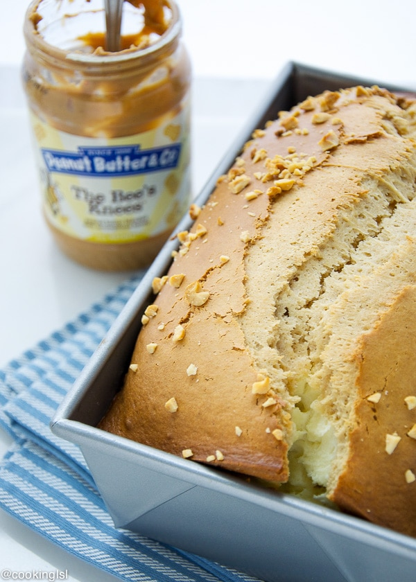 Рецепты арахисового кето-хлеба