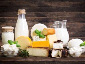молочные продукты на кето диете