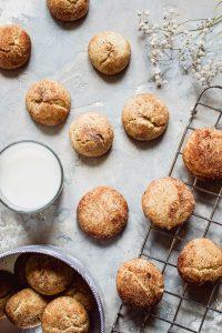 кето печенье с корицей - простые рецепты