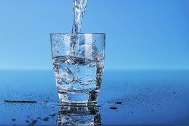 water reduce Keto-flu symptoms on keto-diet