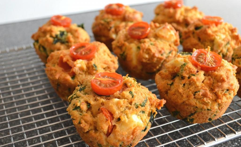 Кето маффины: 2 несладких рецепта на завтрак