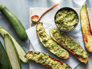 кабачок заменит картошку в кето рецептах