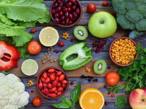 продукты, которые содержат витамин c