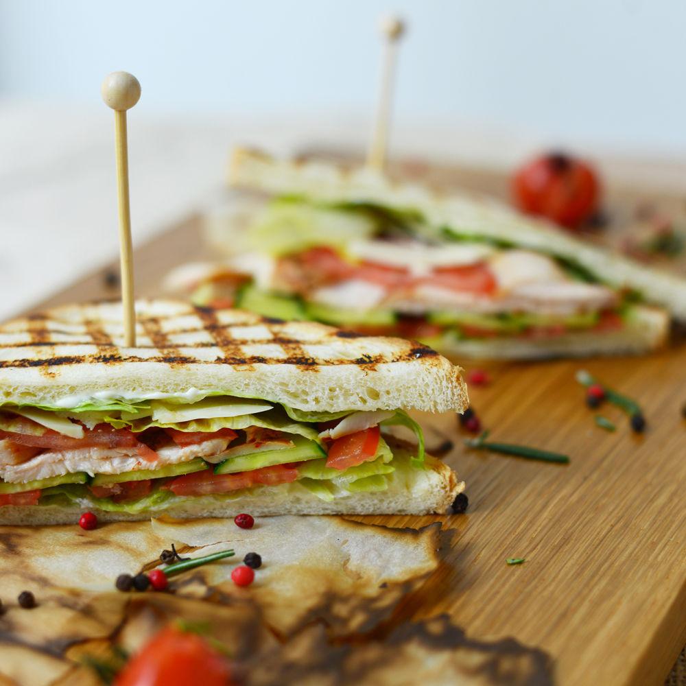 Кето сэндвич: 2 невероятные идеи для вашего обеда