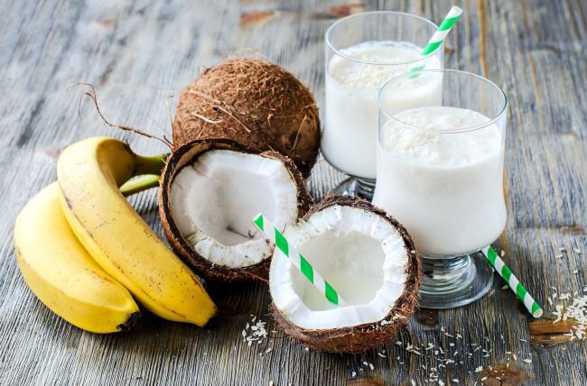 Кокосовые продукты, которые стоит купить для кето диеты
