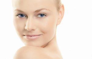 чиста кожа - главное преимущество кето диеты