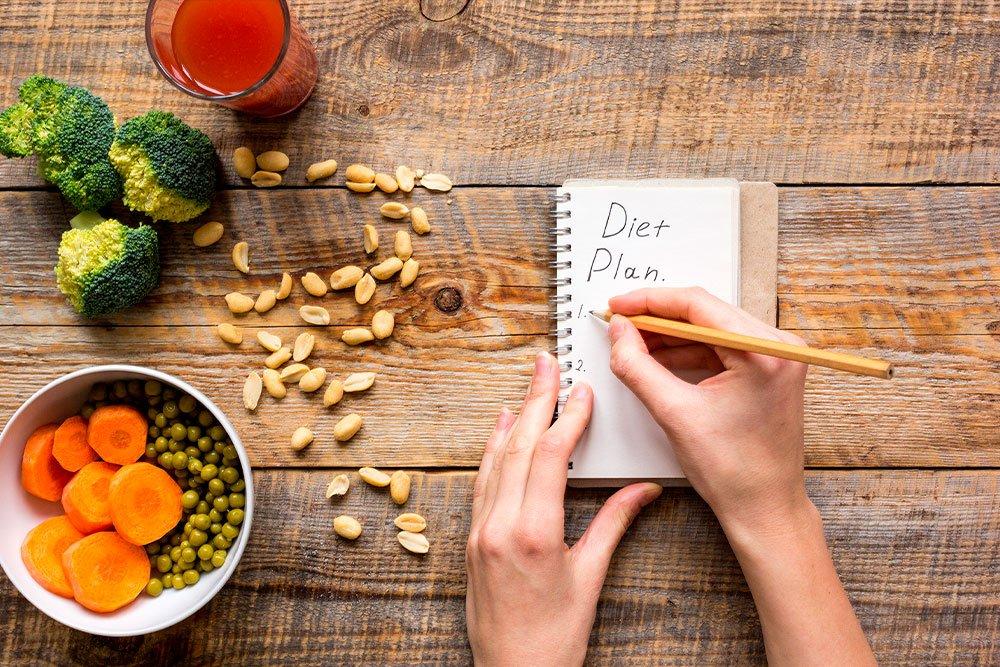 Здоровое питание на кето диете: 10 лучших принципов