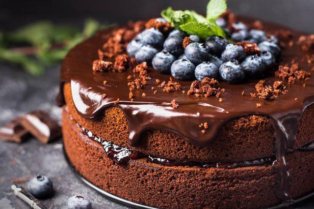Шоколадный кето торт: 2 потрясающих рецепта для сладкоежек. Торт из льняной муки и кокосовой муки.