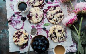 кето пирог с черникой - рецепты кето выпечки