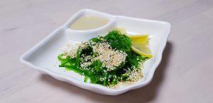 кето салат и кето роллы рецепты