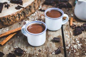 рецепты кето напитков - кето какао