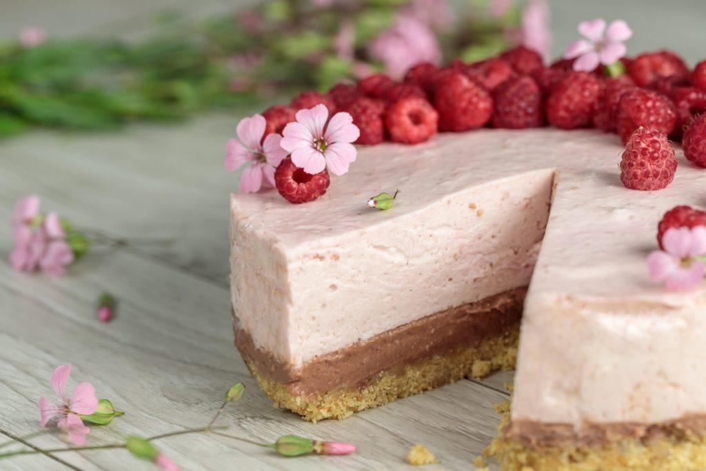 Летний кето десерт — 3 волшебных торта