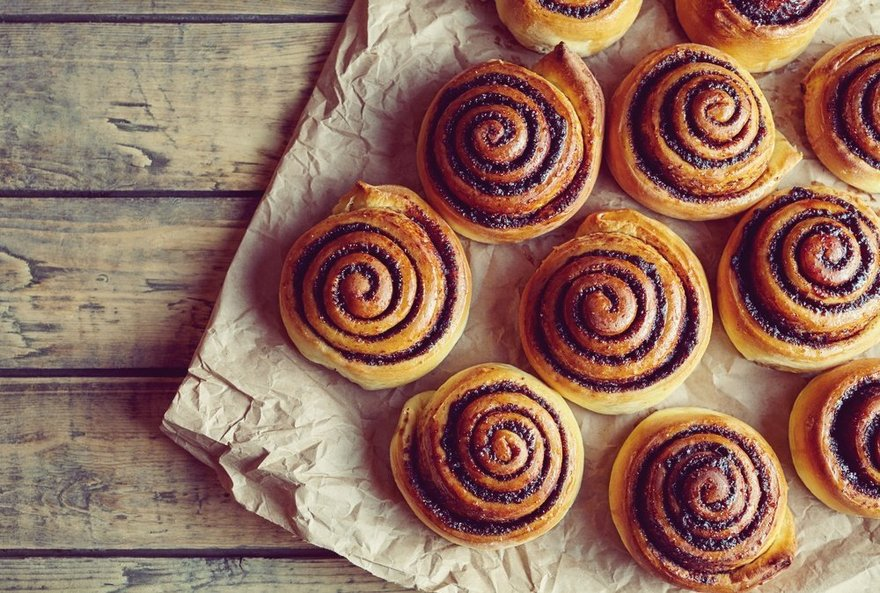 Ароматные кето булочки: 2 вкусных рецепта на завтрак