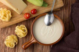 луковый кето соус - рецепт