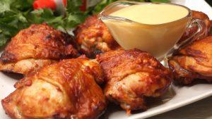 горчично укропный кето соус - рецепт