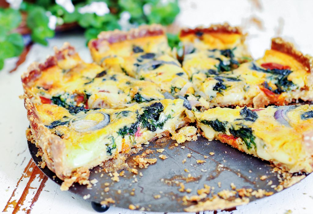 Кето пирог на завтрак, обед и ужин — 4 аппетитных рецепта