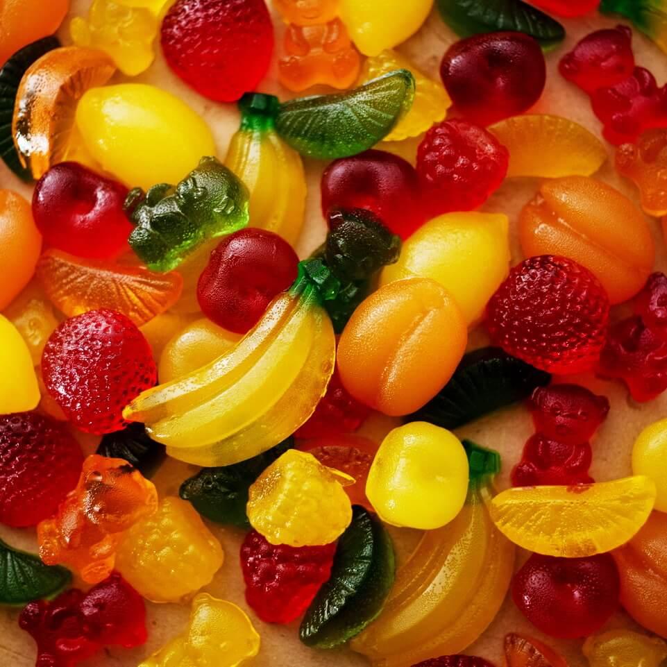 Кето мармелад — 5 потрясающих рецептов желейных мишек
