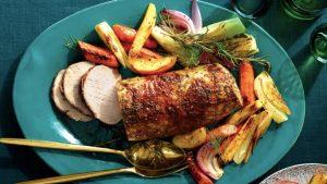 сладкая свиная вырезка - ррецепты из свинины для кето диеты