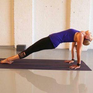 Упражнения для похудения живота из йоги