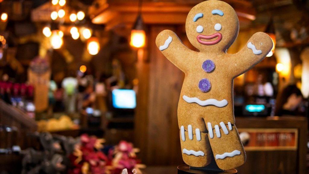 Как приготовить вкусное имбирное печенье в домашних условиях — 7 секретов идеального печенья