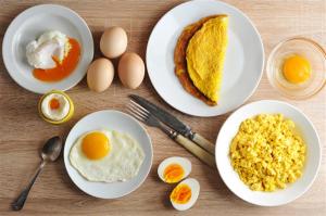 Яичный пост на кето диете - правила и подробное описание.