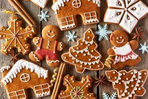 Вкусное имбирное печенье дома - 7 секретов идеального печенья.