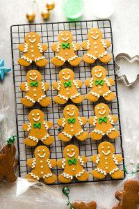 Идеальное имбирное печенье в домашних условиях - 7 советов + рецепт.