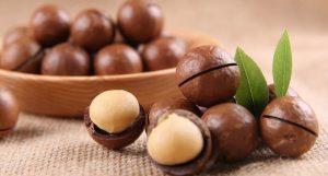 Шоколадные кето конфеты с макадамией - рецепт.