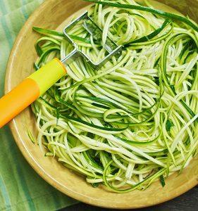 Кето лапша и макароны - рецепт теста и другие альтернативы.