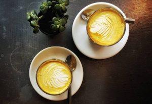 ТОП 3 рецепта куркумы с кофе - для здоровья и фигуры