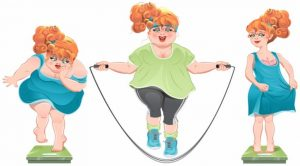 Как похудеть после 40 лет? Особенности и советы.