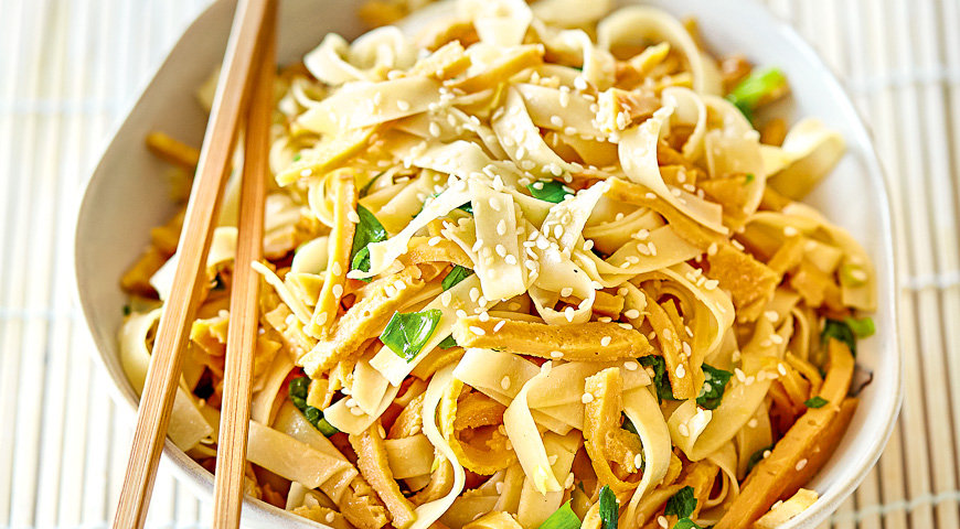 Кето лапша и макароны — рецепт теста и другие альтернативы