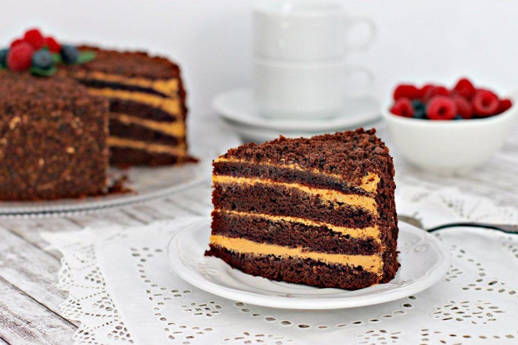 Торт из хлеба – ТОП 3 рецепта на любой кошелек и вкус