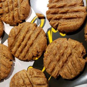 Арахисовое кето печенье – 3 лучших кето рецепта