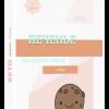 Обложка книги 41 рецепт кето печенья.