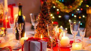 Накрываем новогодний стол - меню для кето а Новый год.