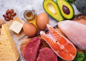 Лучшие продукты, чтобы есть на кето диете.