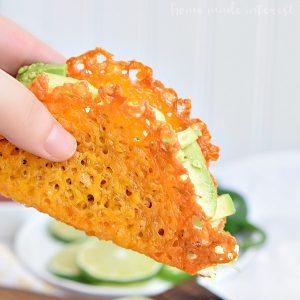 Тако для кето - чем заменить хлеб на безуглеводной диете (лаваш).