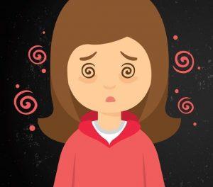 Головокружение и усталость во время кето гриппа - симптомы входа в кетоз.