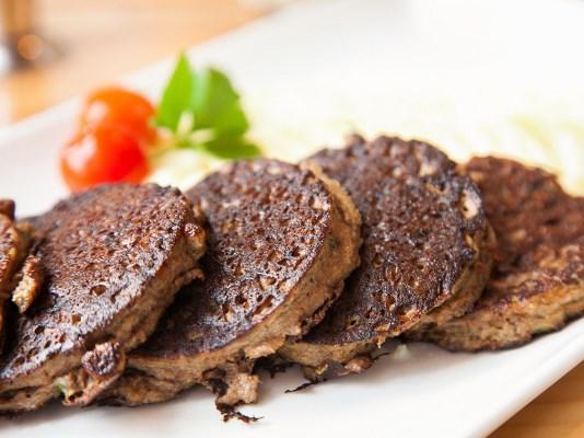 Кето оладьи из печени. 3 супер-рецепта печеночных оладий — поджаристых или мягких