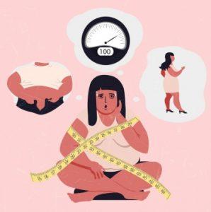 Женщине трудно похудеть. Кето для женщин.