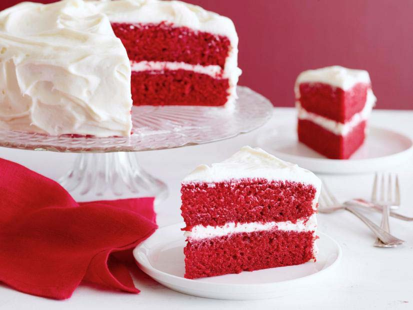 Кето красный бархат. Рецепт любимого десерта для безуглеводной диеты + без выпечки