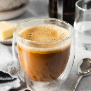 Кето кофе поможет добрать жиры на кето.