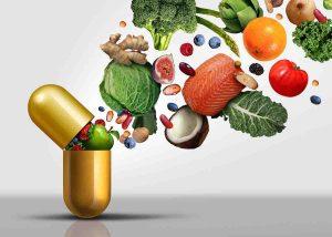 Витамины, если не спадают отеки на кето.