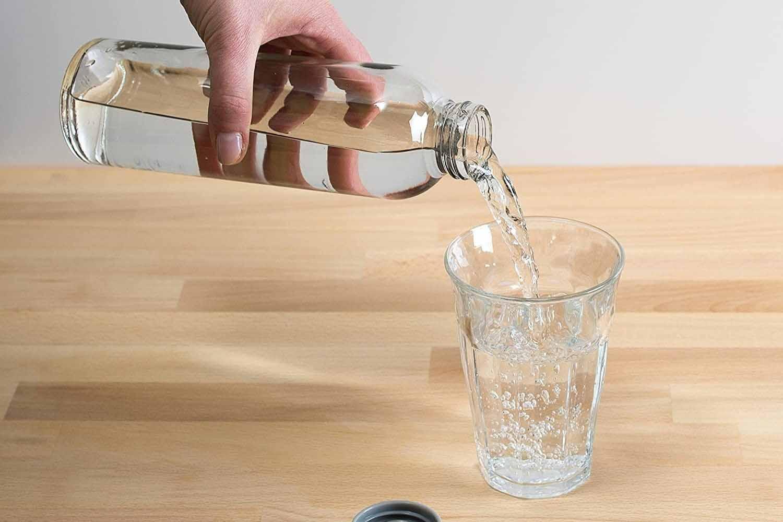 Тошнота на кето - облегчить симптом, выпивая больше воды.