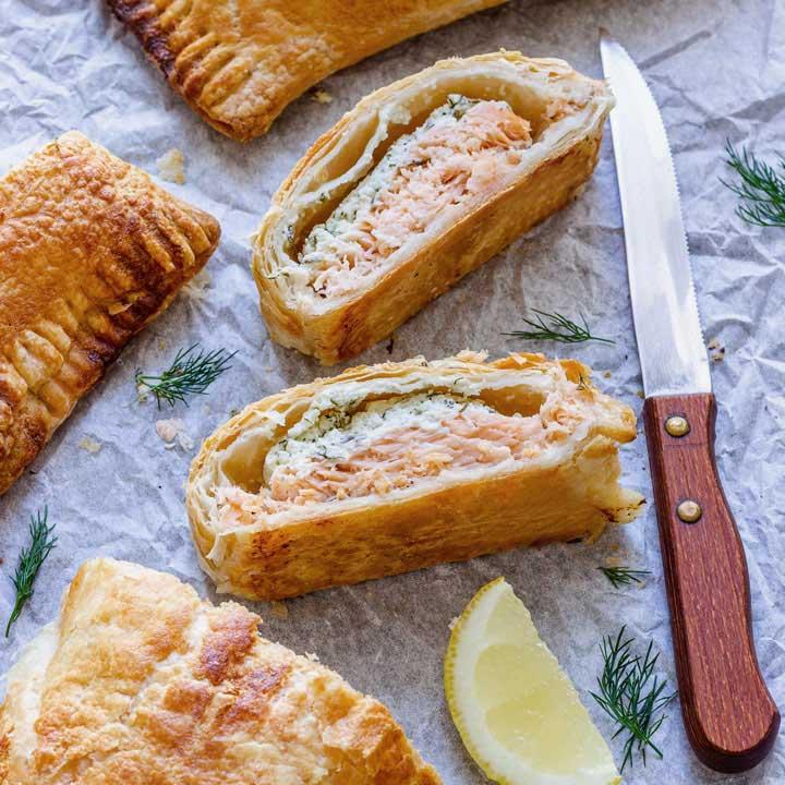 Кето пирог с рыбой – 3 рецепта домашнего рыбного пирога для худеющих